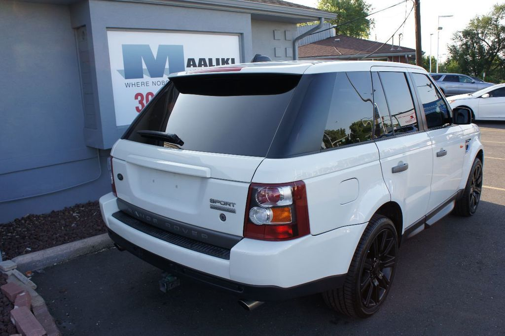 2008 Land Rover Range Rover Sport 4WD 4dr SC - 17925131 - 3