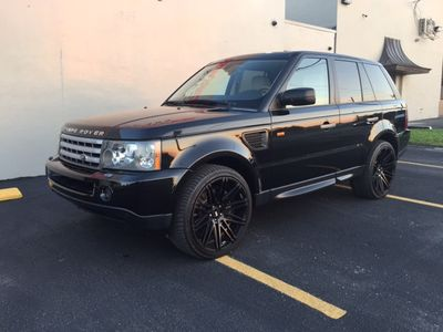 2008 Land Rover Range Rover Sport SC  - Click to see full-size photo viewer