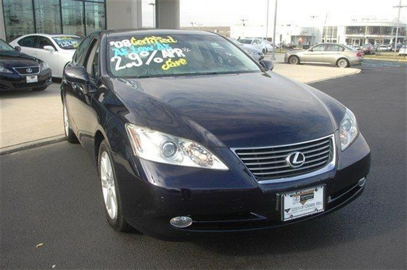 2008 Lexus ES 350 Base Trim - 7973283 - 4