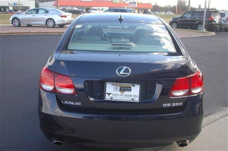 2008 Lexus GS 350 Base Trim - 8159588 - 2