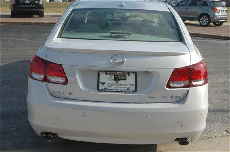 2008 Lexus GS 350 Base Trim - 8219744 - 2