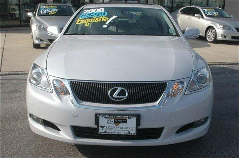 2008 Lexus GS 350 Base Trim - 8219744 - 5