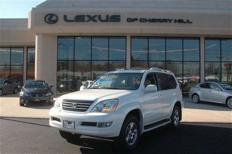 2008 Lexus GX 470 Base Trim - 8026647 - 0