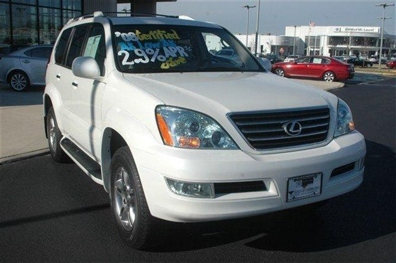 2008 Lexus GX 470 Base Trim - 8026647 - 4