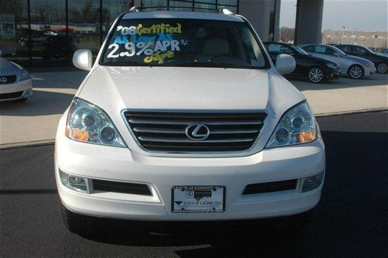 2008 Lexus GX 470 Base Trim - 8026647 - 5