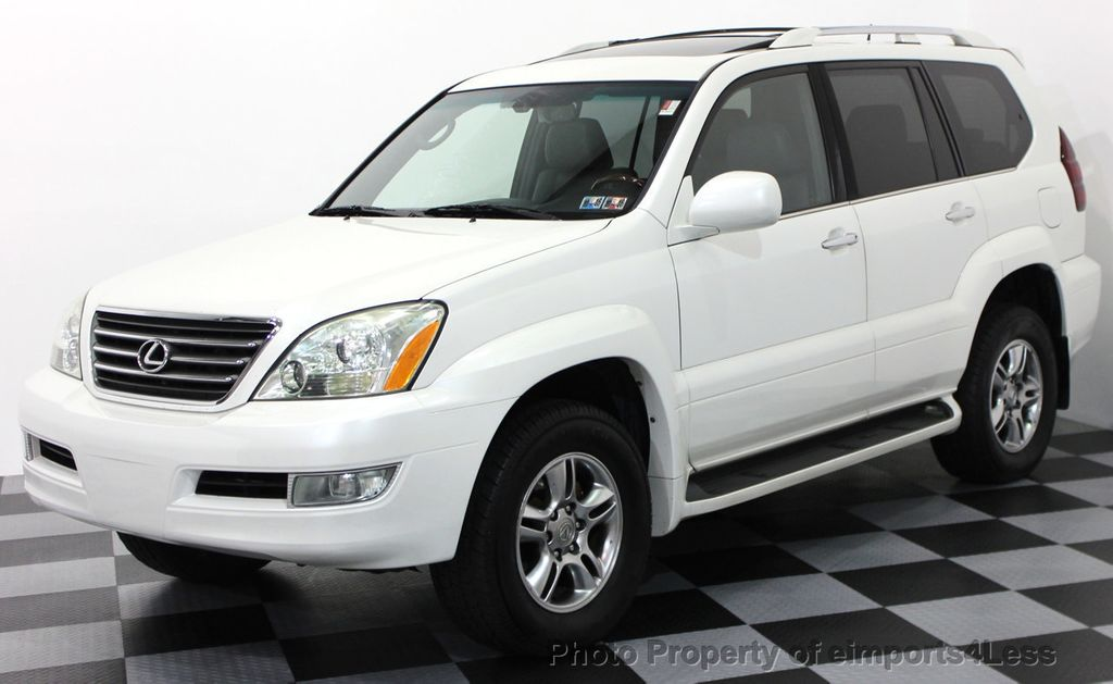 2008 used lexus gx 470 certified gx470 4wd 7 passenger suv levinson nav at eimports4less
