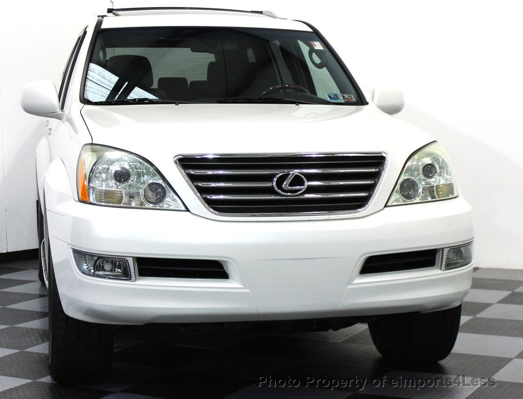 2008 used lexus gx 470 certified gx470 4wd 7 passenger suv levinson nav at eimports4less. Black Bedroom Furniture Sets. Home Design Ideas