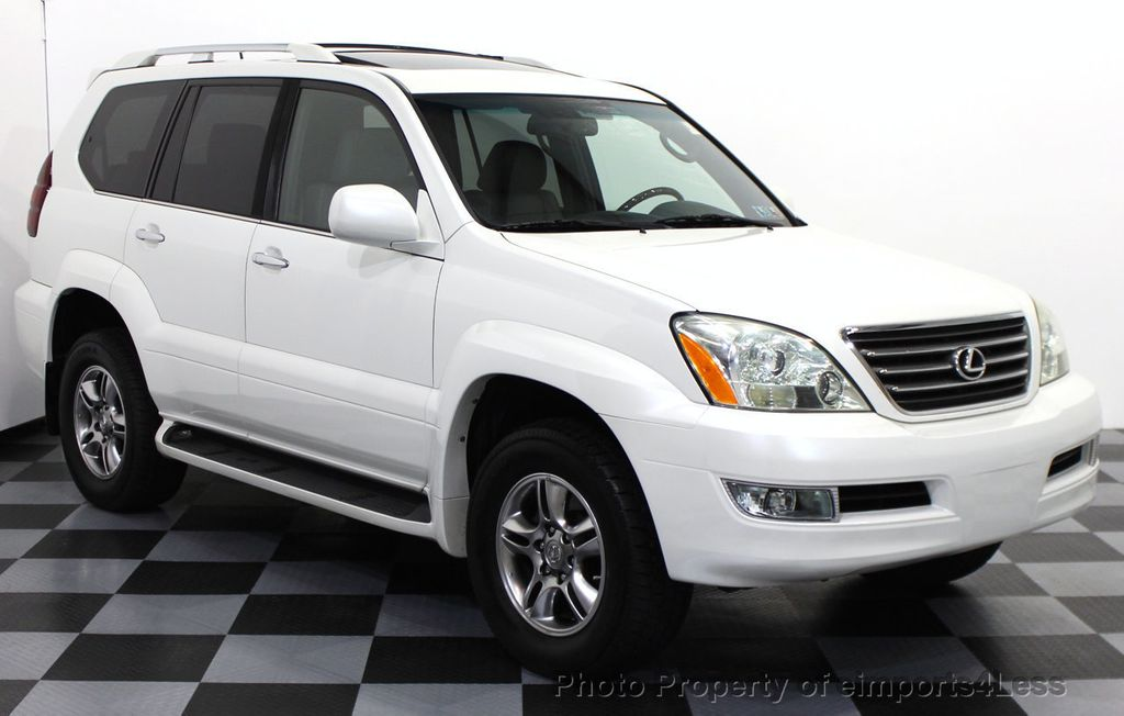 2008 used lexus gx 470 certified gx470 4wd 7 passenger suv. Black Bedroom Furniture Sets. Home Design Ideas