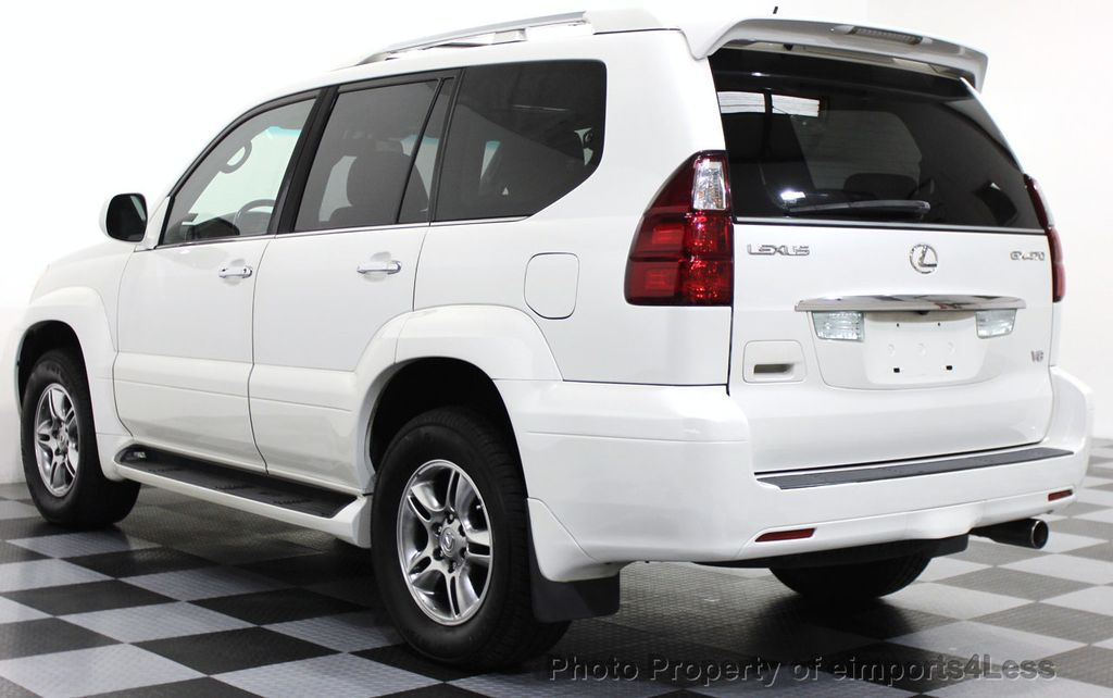 3Rd Row Suv For Sale >> 2008 Used Lexus GX 470 CERTIFIED GX470 4WD 7-PASSENGER SUV LEVINSON / NAV at eimports4Less ...