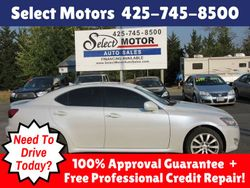 2008 Lexus IS 250 - JTHCK262682022367