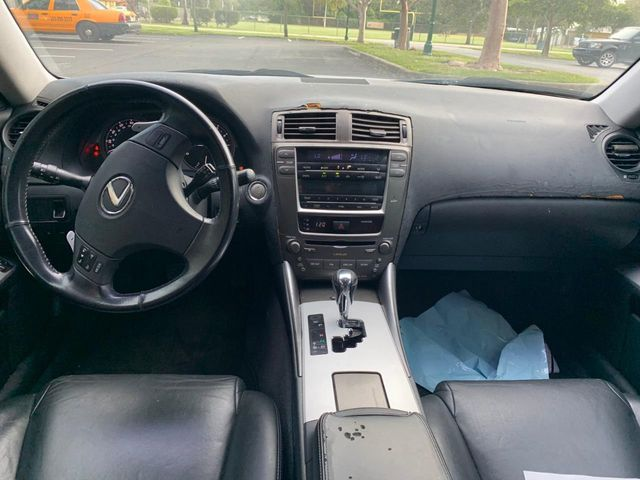 2008 Lexus IS 250 4dr Sport Sedan Automatic RWD - Click to see full-size photo viewer