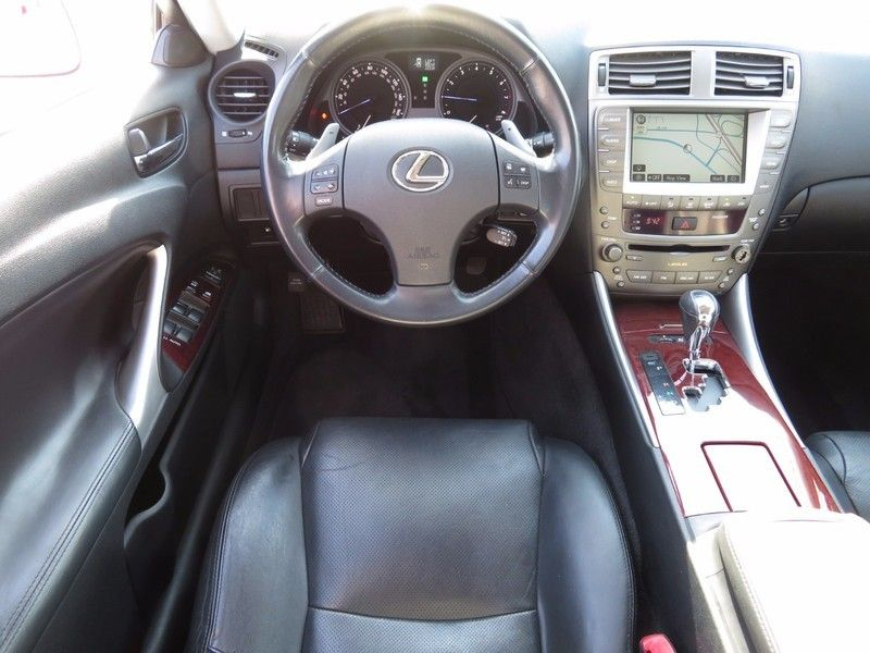 2008 Lexus IS 250 4dr Sport Sedan Automatic RWD - 16928256 - 10