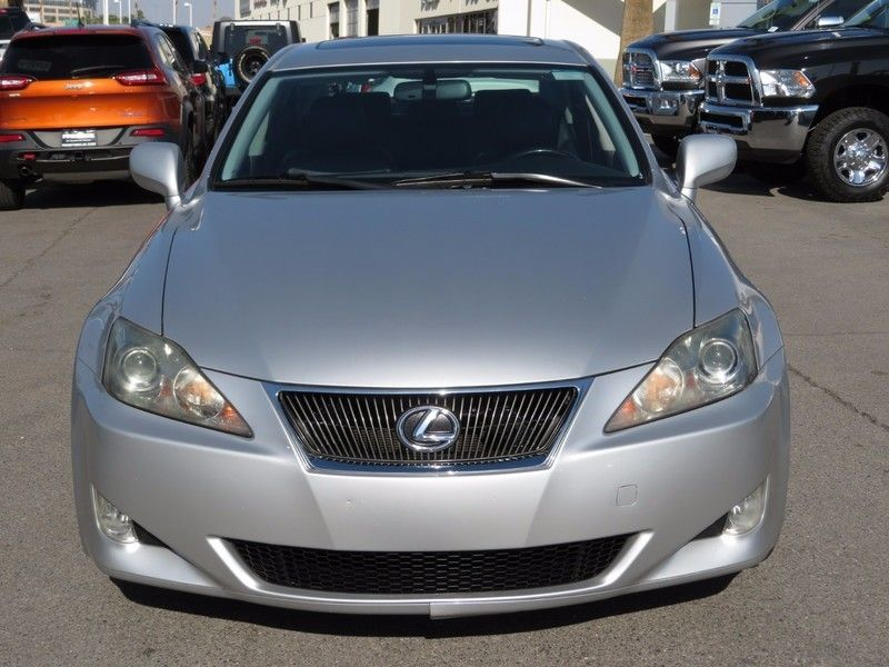 2008 Lexus IS 250 4dr Sport Sedan Automatic RWD - 16928256 - 1