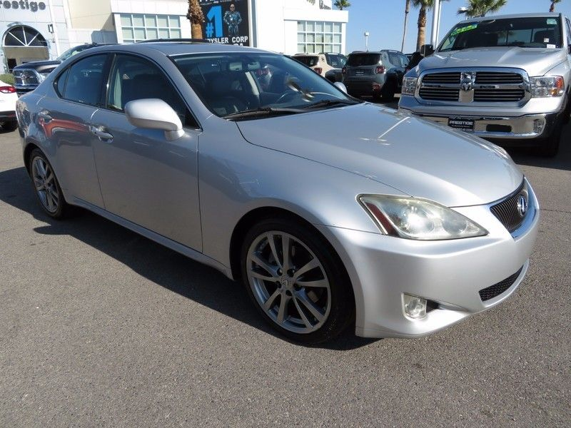 2008 Lexus IS 250 4dr Sport Sedan Automatic RWD - 16928256 - 2