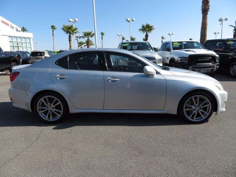 2008 Lexus IS 250 4dr Sport Sedan Automatic RWD - 16928256 - 3