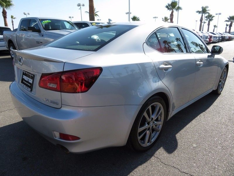 2008 Lexus IS 250 4dr Sport Sedan Automatic RWD - 16928256 - 4
