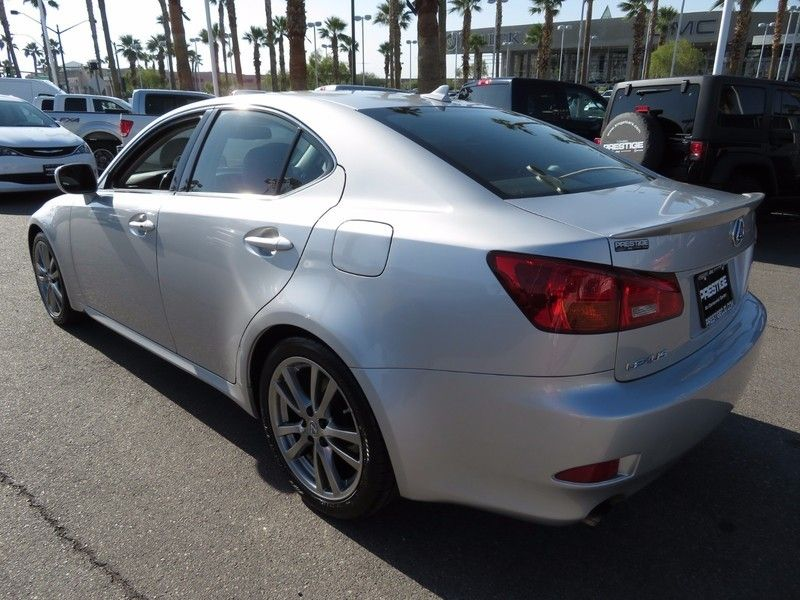2008 Lexus IS 250 4dr Sport Sedan Automatic RWD - 16928256 - 6