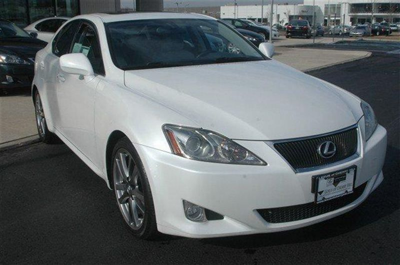 2008 Lexus IS 250 Base Trim - 8191574 - 4