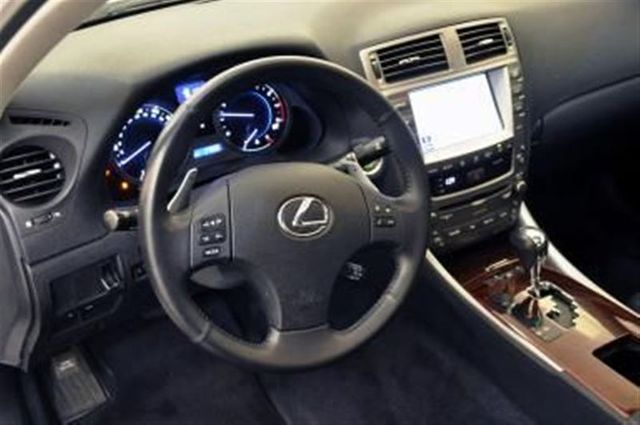 Perfect 2008 Lexus IS 250
