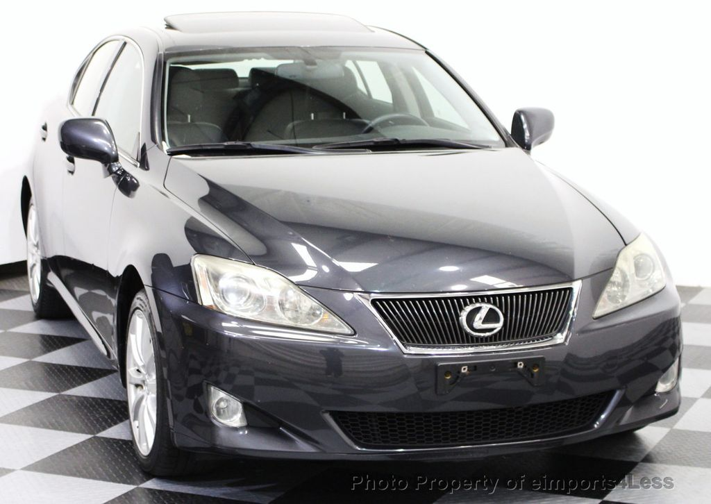 2008 used lexus is 250 certified is250 awd sedan camera. Black Bedroom Furniture Sets. Home Design Ideas