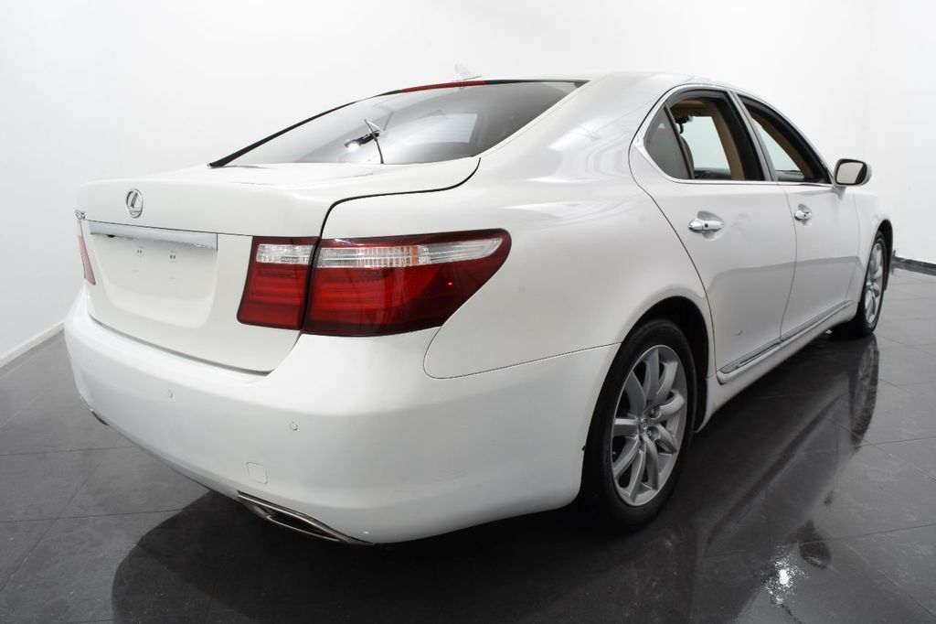 2008 Used Lexus LS 460 4dr Sedan at Auto Outlet Serving ...