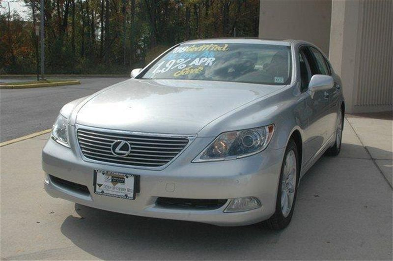 2008 Lexus LS 460 Base Trim   7692234   0