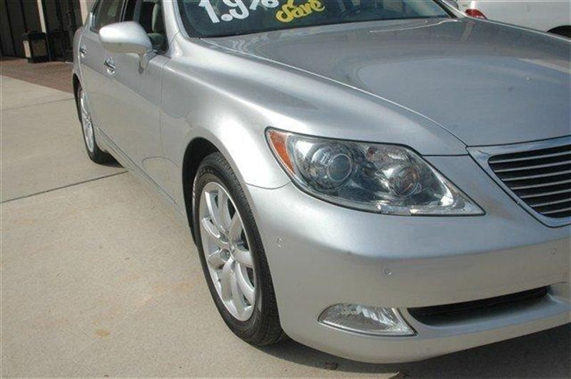 2008 Lexus LS 460 Base Trim - 7692234 - 9