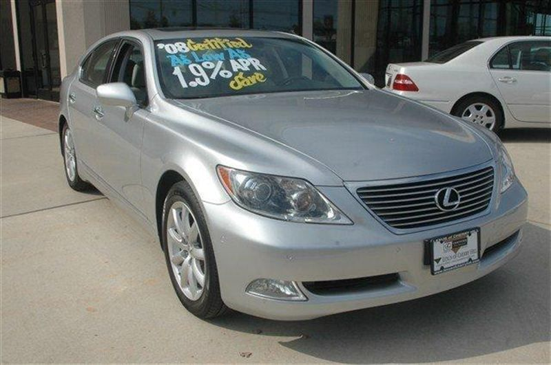 2008 Lexus LS 460 Base Trim - 7692234 - 4