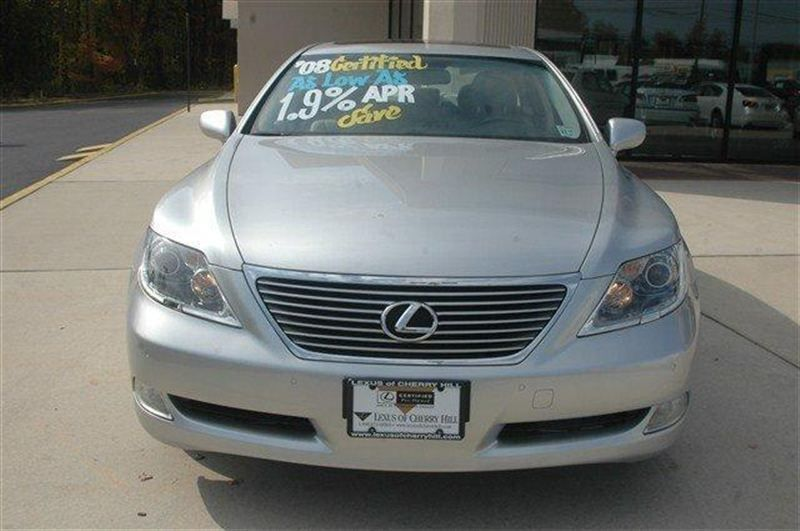 2008 Lexus LS 460 Base Trim - 7692234 - 5