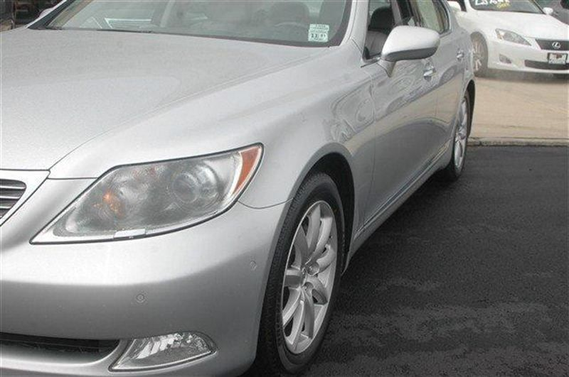 2008 Lexus LS 460 Base Trim - 7968870 - 9