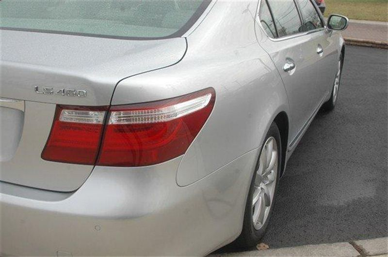 2008 Lexus LS 460 Base Trim - 7968870 - 11