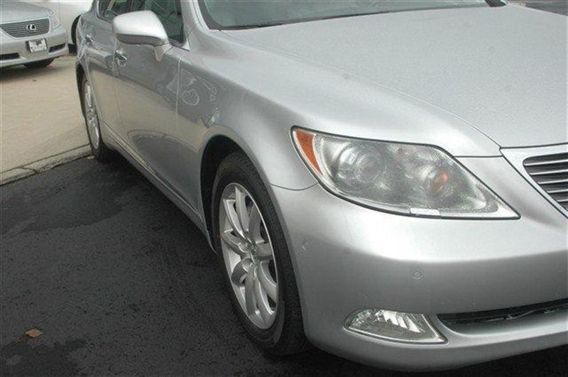 2008 Lexus LS 460 Base Trim - 7968870 - 12