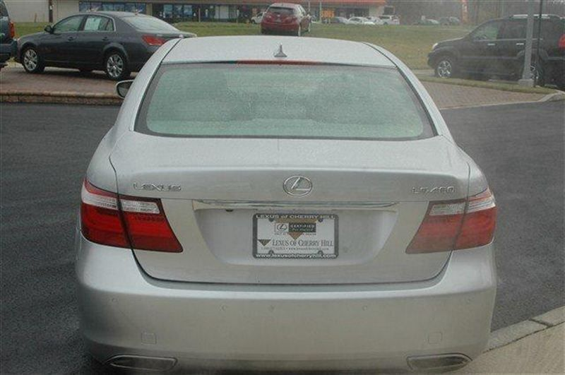 2008 Lexus LS 460 Base Trim - 7968870 - 5