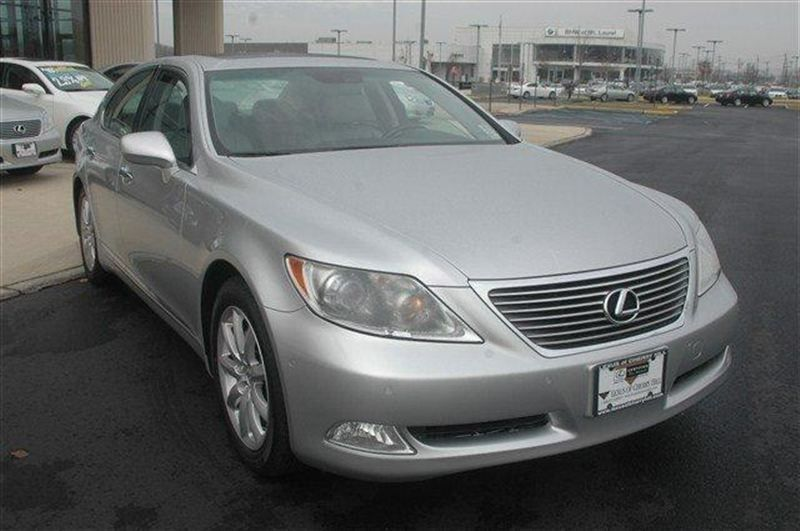 2008 Lexus LS 460 Base Trim - 7968870 - 7
