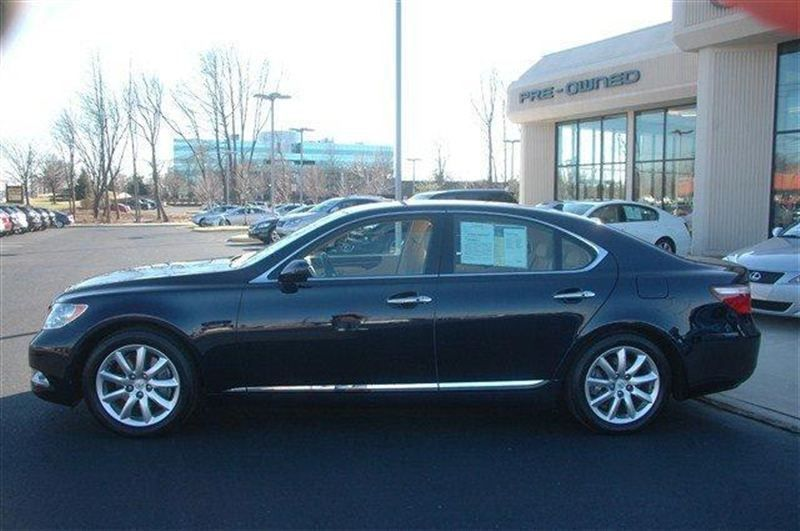 2008 Lexus LS 460 Base Trim - 8191575 - 0