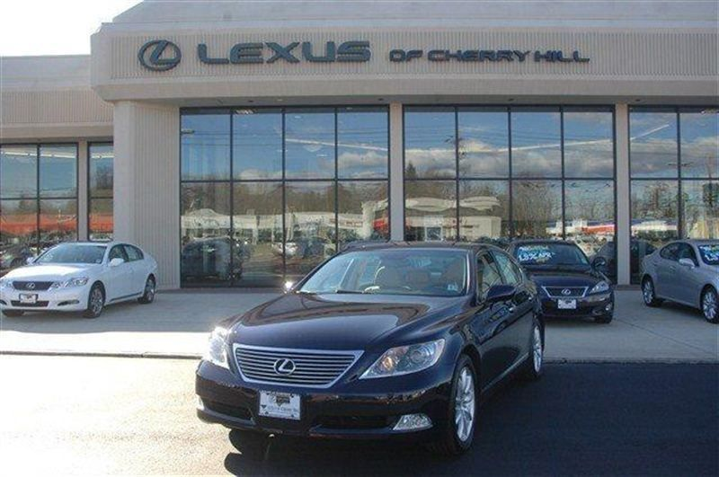 2008 Lexus LS 460 Base Trim - 8191575 - 1