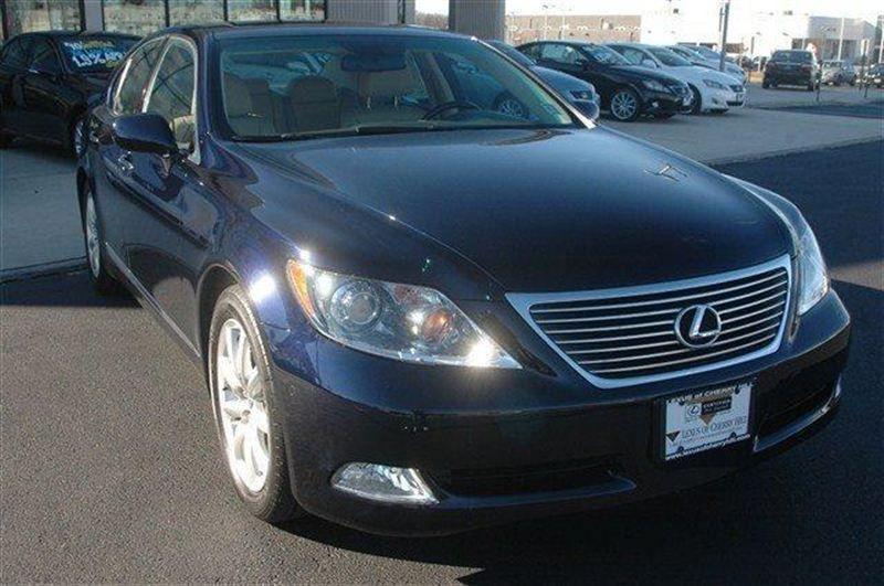 2008 Lexus LS 460 Base Trim - 8191575 - 4
