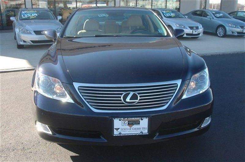2008 Lexus LS 460 Base Trim - 8191575 - 5