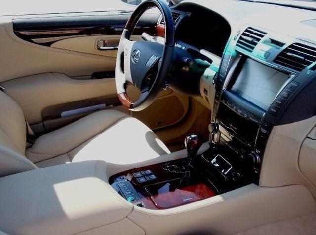 2008 ls600hl horsepower
