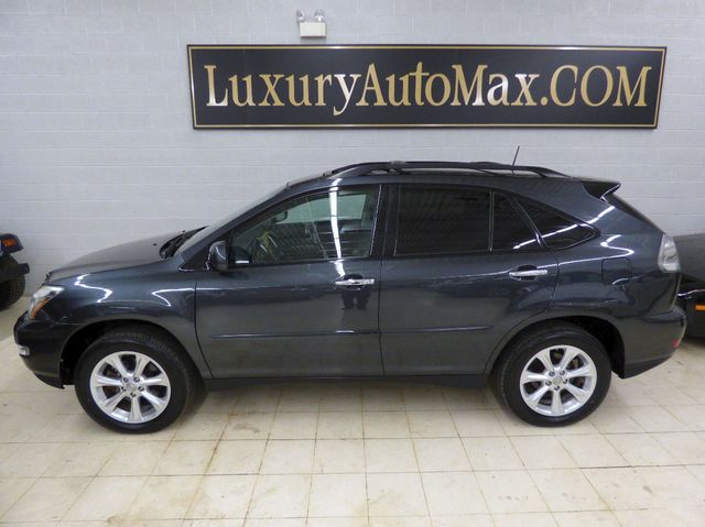 2008 Lexus Rx 350 Rx350 Navigation Awd Backup Camera Bluetooth Click To See Full