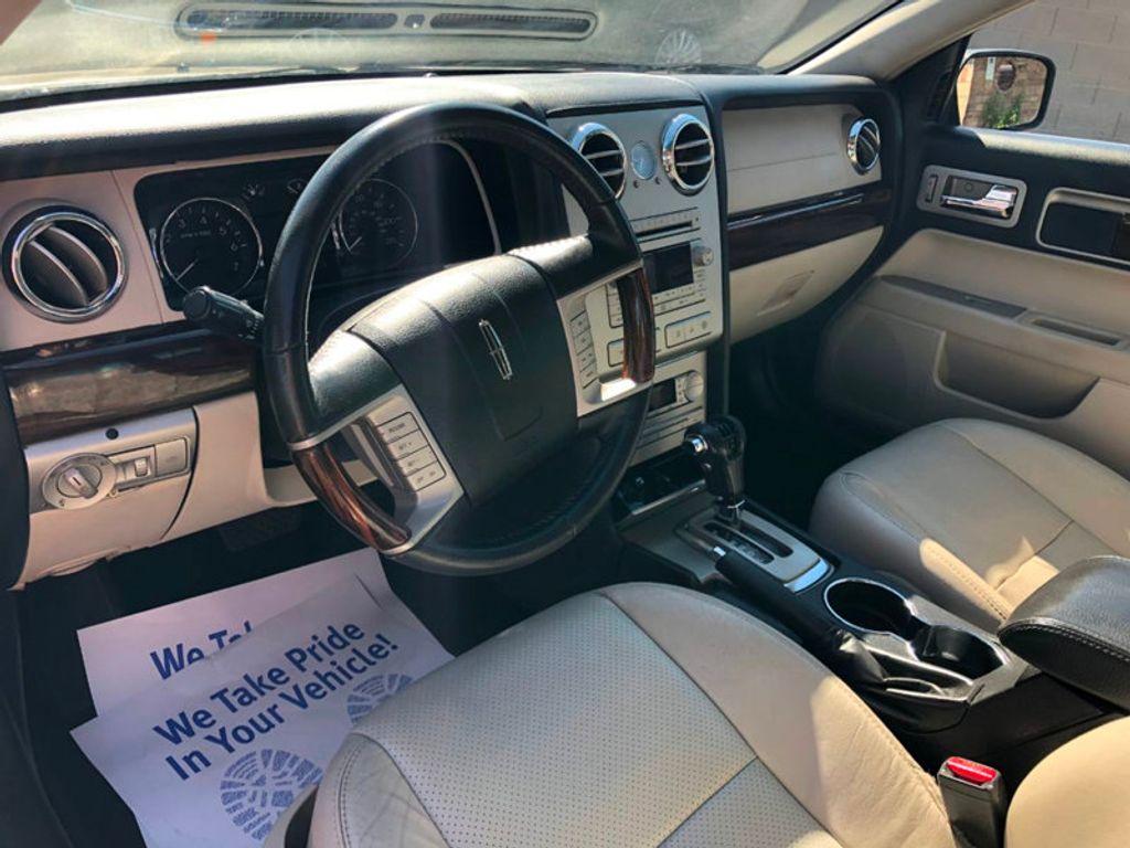 2008 Lincoln MKZ 2008 Lincoln MKZ Luxury Sedan - 18073895 - 9