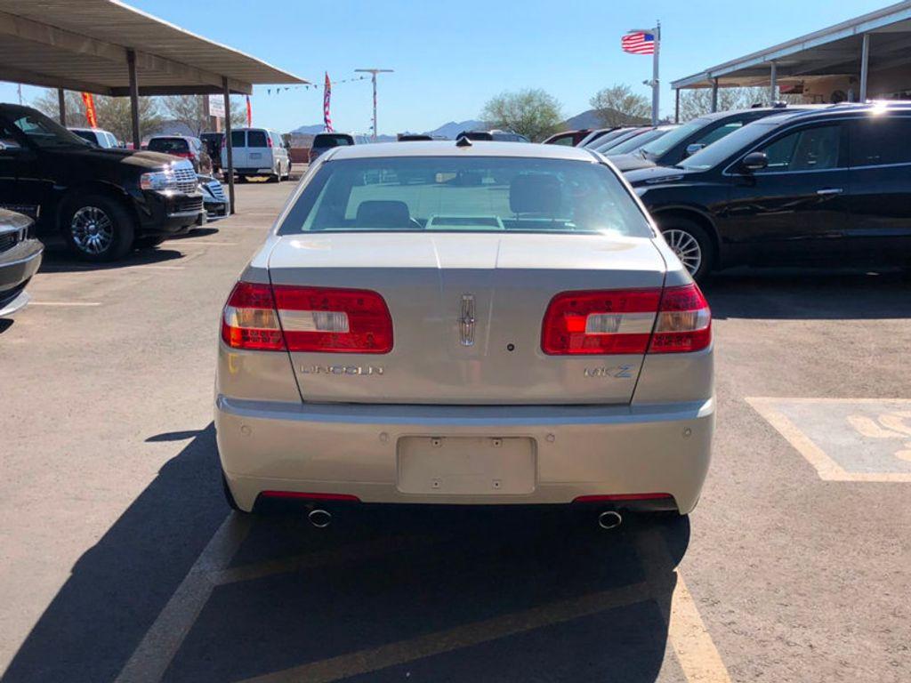 2008 Lincoln MKZ 2008 Lincoln MKZ Luxury Sedan - 18073895 - 4