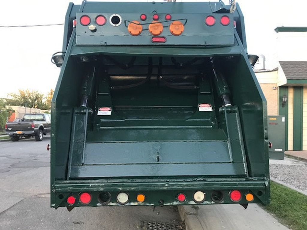 2008 Mack LE 613 REAR LOADER 25 YARD PACKER PRIVATE SANITATION  **  RECYCLE **  LETS SAVE THE WORLD - 16212874 - 5