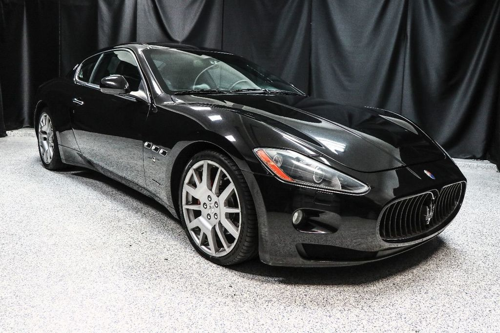 2008 used maserati granturismo 2dr coupe at auto outlet serving