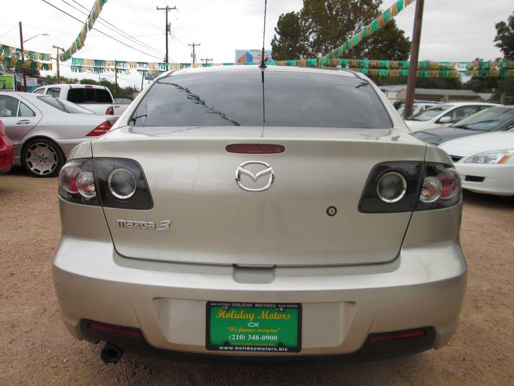 2008 Mazda Mazda3 4dr Sedan Automatic I Sport   14390227   4