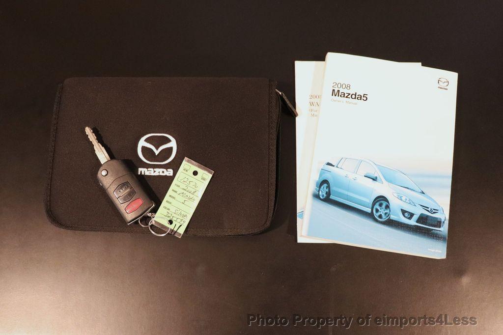 2008 Mazda Mazda5 CERTIFIED Mazda5 Sport 6 PASSENGER - 18587057 - 46