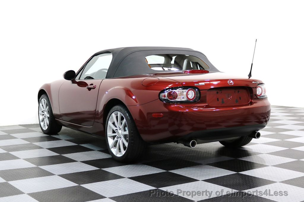 2008 used mazda mx 5 miata certified miata touring 1sp suspension package at eimports4less. Black Bedroom Furniture Sets. Home Design Ideas