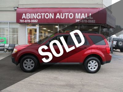 2008 Mazda Tribute MAZDA TRIBUTE/FORD ESCAPE SUV