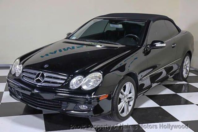 2008 used mercedes benz clk class clk350 2dr cabriolet 3 for 2008 mercedes benz clk class