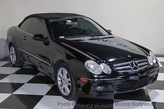 2008 Mercedes Benz CLK Class CLK350 2dr Cabriolet 3.5L   9776522   2
